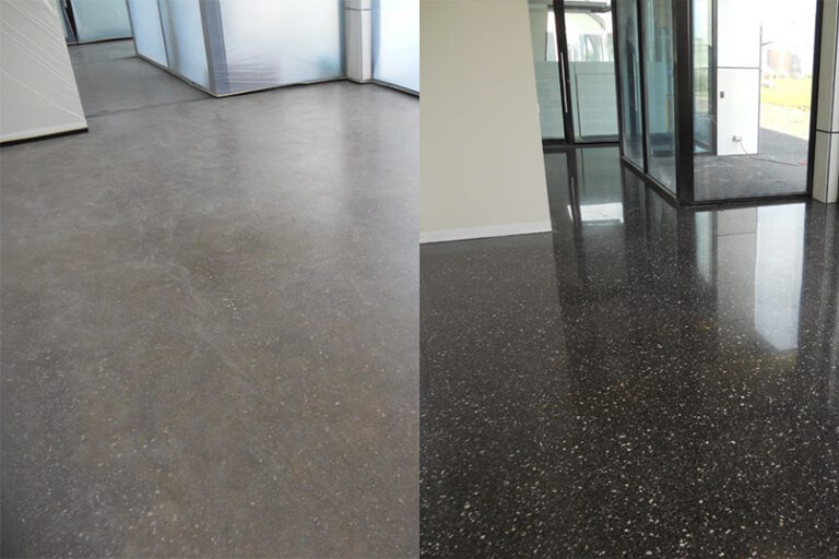 Concrete polishing is no place for cost cutting