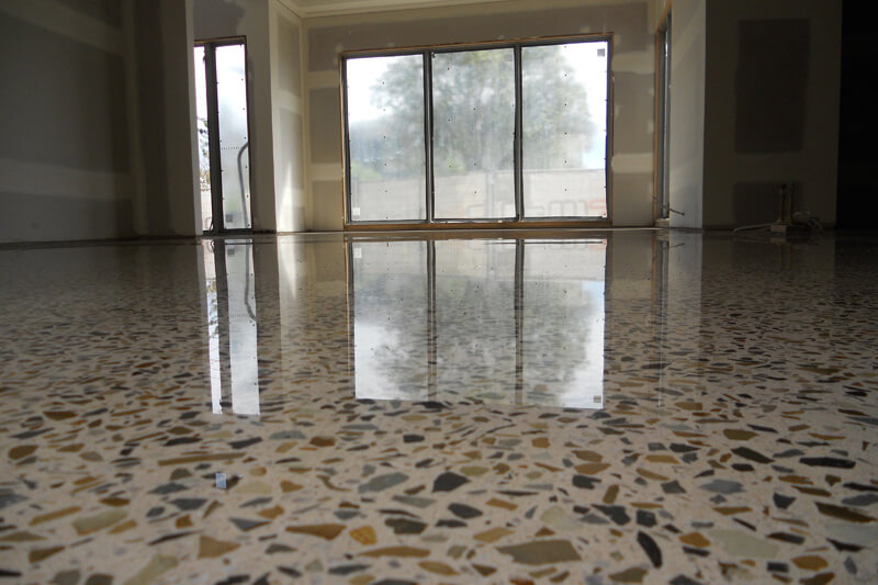 Pay attention to the process of concrete polishing