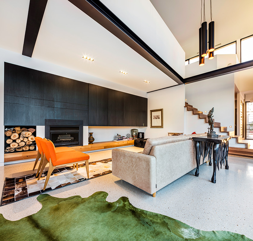 Black Rock – Architect Directors Home
