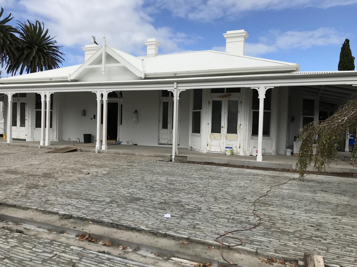 Historic Mt Eliza Mansion
